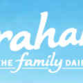 grahams family dairy logo
