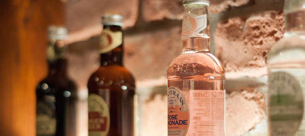 Fetimans soft drink bottles