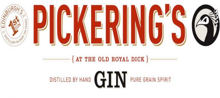 Pickerings Gin logo